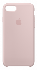 Apple Silicone Case iPhone 7/8 Pink