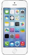 Apple iPhone 5S 16GB (Seminuevo) Silver