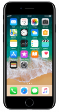 Apple iPhone 7 256 GB (Seminuevo) Jet Black