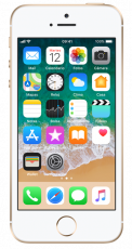 Apple iPhone SE 32 GB (Seminuevo) Gold