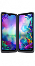 LG G8X Dual Display Black