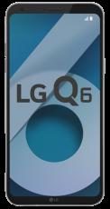 LG Q6 (Seminuevo) Ice Platinum