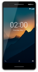 Nokia 2.1 (Seminuevos) Light Grey Silver