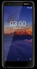 Nokia 3.1 (Seminuevo) Black Silver