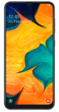 Samsung Galaxy A30 Black