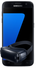 Samsung Galaxy S7 Black + VR