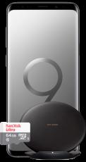 Samsung Galaxy S9+ Titan Gray + Charger + SD