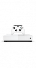 Microsoft Xbox One S 1TB All Digital Edition + 3 Juegos + 6 Meses Xbox Game Pass
