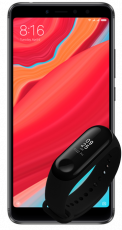 Xiaomi Redmi S2 Black + Mi Band 3