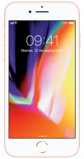Apple iPhone 8 256 GB (Seminuevo) Gold