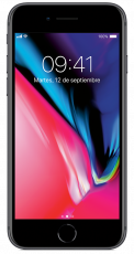 Apple iPhone 8 Plus 256 GB (Seminuevo) Space Gray