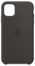 Apple Case Sil Black iPhone 11