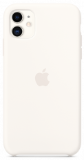Apple Case Sil White iPhone 11