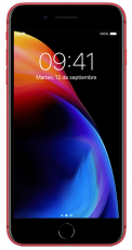 Apple iPhone 8 Plus 64 GB (PRODUCT) RED (Seminuevo)