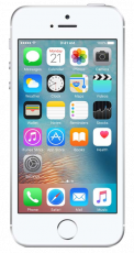 Apple iPhone SE 32 GB (Seminuevo) Silver