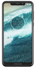 Motorola Moto One Black