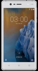 Nokia 3 (Seminuevo) White Silver