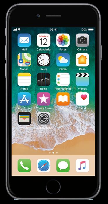 481d24e517b Apple iPhone 6s 32GB (Seminuevo) Space Gray | Compra tu equipo liberado |  Movistar Catálogo de equipos liberados | Movistar