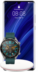 Huawei P30 Pro + Watch GT Active + Wireless Charger