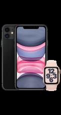 Apple iPhone 11 64GB + Apple Watch SE 40mm Gold