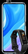 Huawei Y9s + Band 4