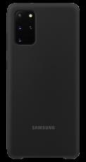 Samsung S20+ Silicone Cover Black