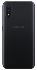 Samsung Galaxy A01 Black