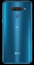 LG Q60 New Moroccan Blue
