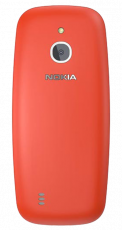Nokia 3310 (Seminuevo) Warm Red