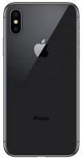 Apple iPhone X 256GB (Seminuevo) Space Gray