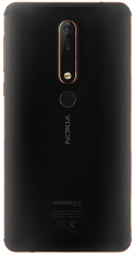 Nokia 6.1 (Seminuevo) Black Copper