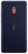 Nokia 2.1 Blue Copper + Micro SD